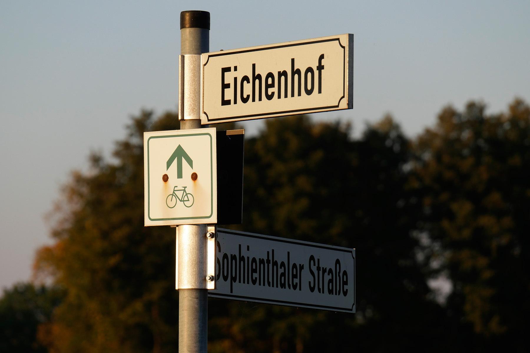 direkt am Oder-Neiße-Radweg